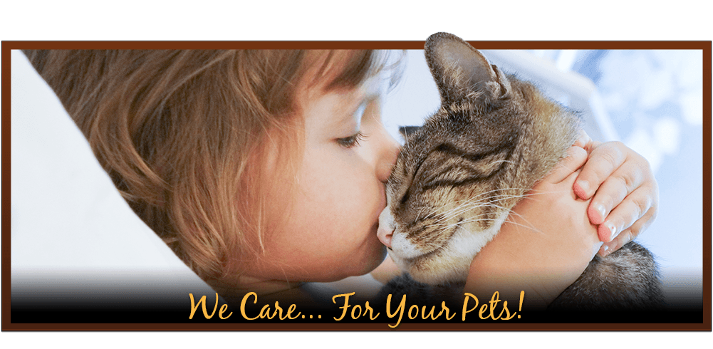 We Care... For Your Pets!